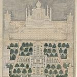 Design for Taj Mahal