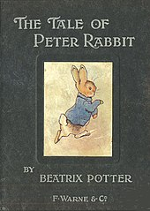 First Edition of Peter Rabbit 1902