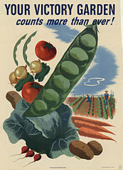 Poster for Victory Garden