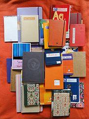 Paper notebooks