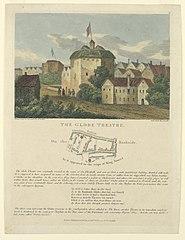 Globe Theater, 1612