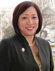 U.S. Representative Colleen Hanabusa. Public Domain. Wikimedia Commons