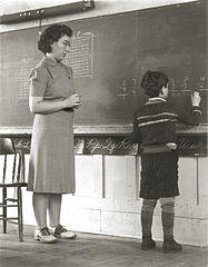 Landaff Teacher 1941