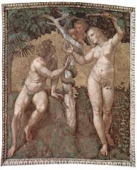 Adam, Eve, & Serpent