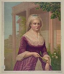 Martha Washington portrait