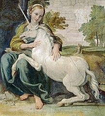 The Virgin & the Unicorn