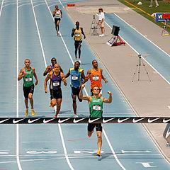 2010 track & field race