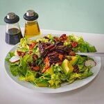 avocado - pecan salad