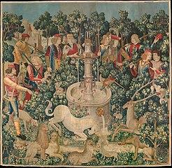 The Unicorn Purifies Water