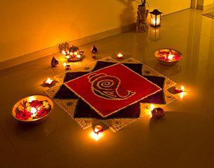 DIWALI – A FESTIVAL OF LIGHTS