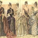 Fashion Plate 1888