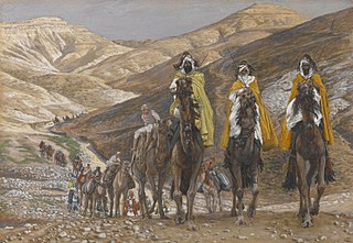 The Maji Journeying by Tissot