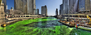 Green ChicagoRiver