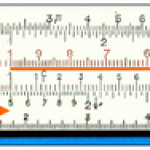 Multiplication Slide Rule