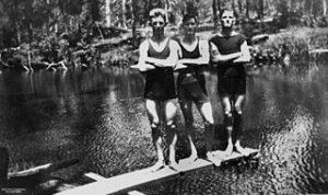 Men's swimwear 1920s