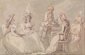 Thomas_Rowlandson_-_Ladies_at_Tea_-_