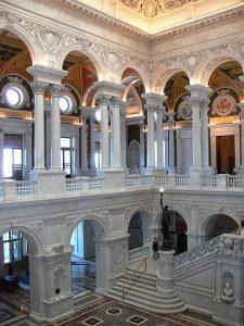 Great Hall, Jefferson Bldg.