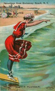 Rockaway Beach 1910
