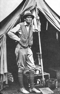 384px-Hiram_Bingham_III_at_his_tent_door_near_Machu_Picchu_in_1912