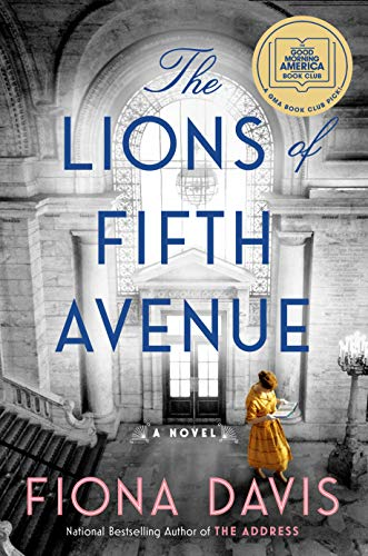 Cover. The Lions of Fifth Avenue