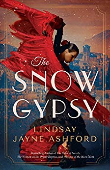 Cover:T he Snow Gypsy