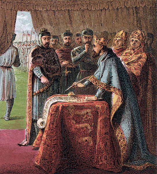 MAGNA CARTA – A STILL LIVING DOCUMENT