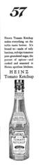 1923 bottle of ketchup