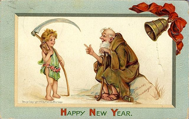 JANUS & THE FIRST NEW YEAR RESOLUTIONS