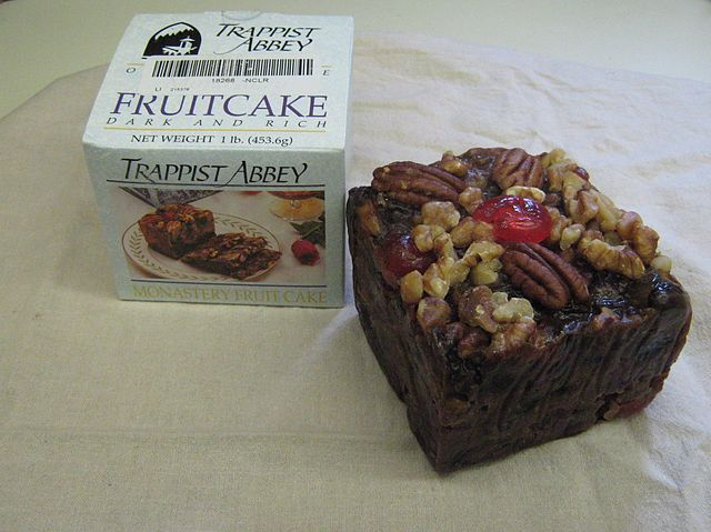 FRUITCAKE: Seasonal Delicacy or Worst Dessert Ever?