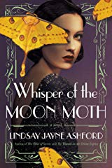 Cover: Whisper of the Moon Moth