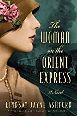 Cover: The Woman on the Orient Express
