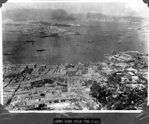Hong Kong between 1938 and 1945