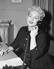 Ann Sothern in Private Secretary, 1954
