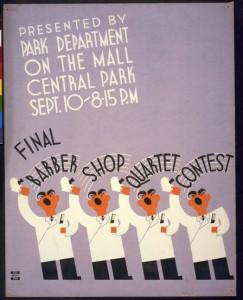 Barbershop_quartet_WPA_poster