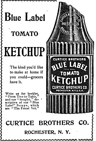 Blue Label Tomato Ketchup