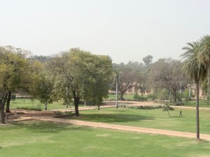 Grounds at Hamayun's Tomb