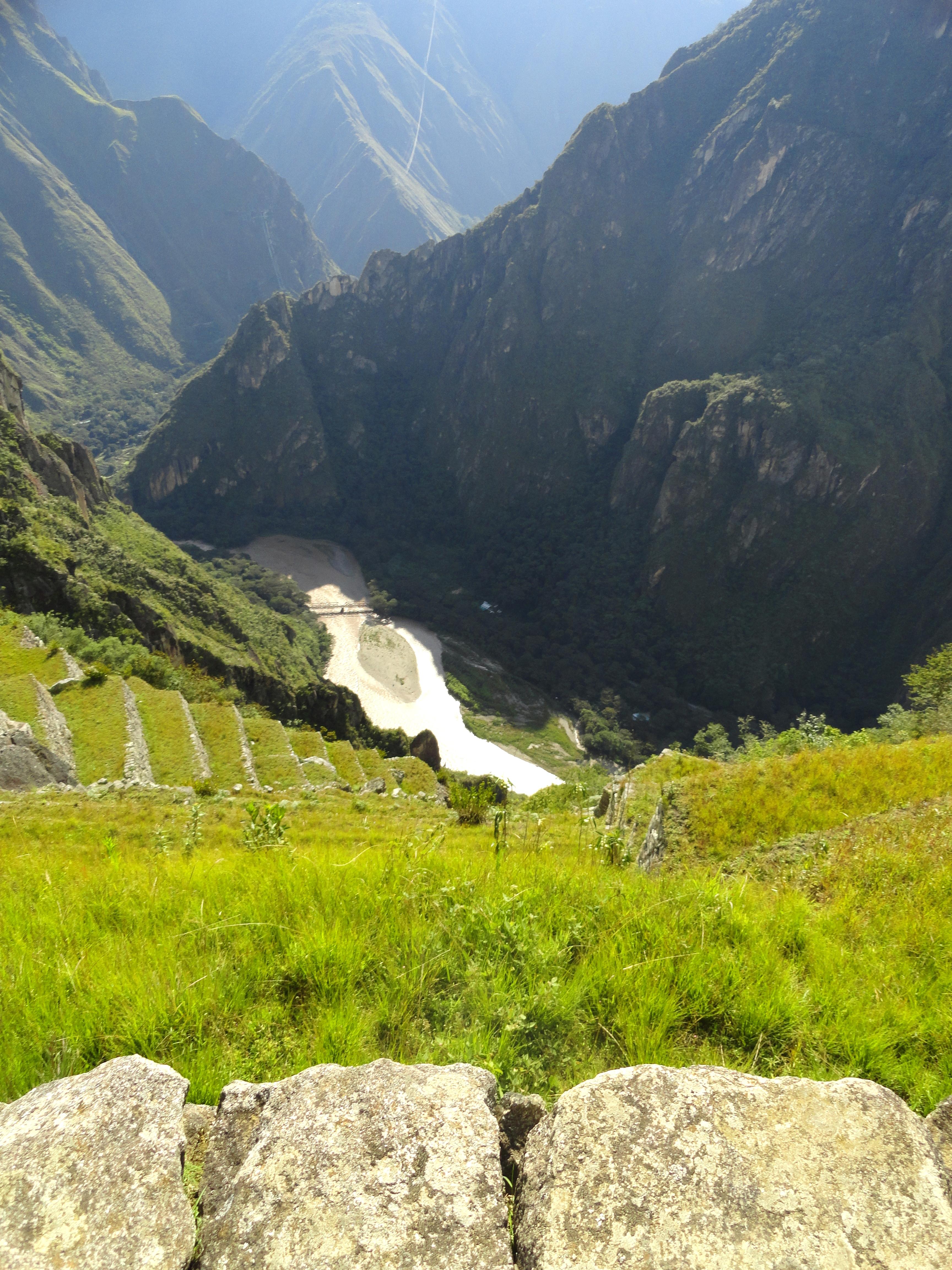 Getting To Machu Picchu