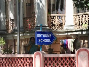 Calcutta. Bethune College