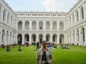 calcutta.me @ inner courtyard indian museum