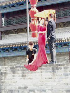Wedding Couple, Xi'an