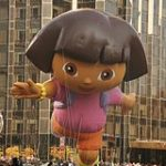 Dora the Explorer Macy Parade