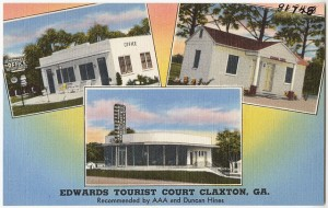 Edwards_Tourist_Court,_Claxton,_Ga._(8367046649)