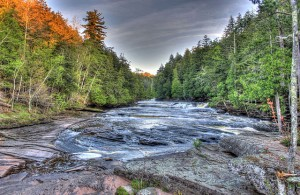 Gfp-michigan-porcupine-mountains-state-park-rushing-river-scenery