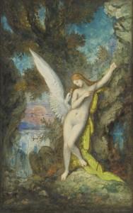 Gustave_Moreau_-_Leda_et_le_Cygne
