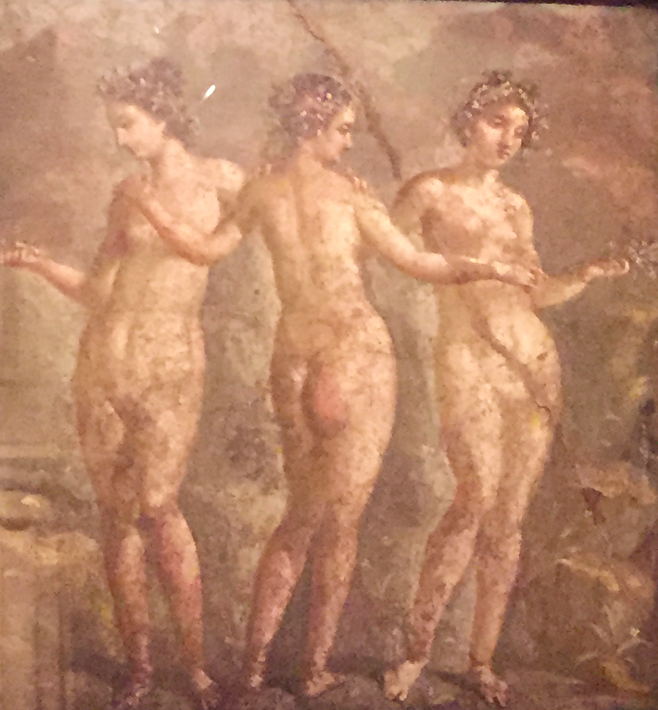 POMPEII — MORE THAN A HISTORY LESSON