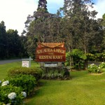 Kilauea Lodge & The Fireplace of Friendship