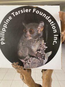 Logo for Tarsier Foundation