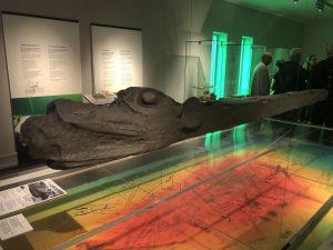 Blekinge Museum. Prow figurehead from Gribshunden