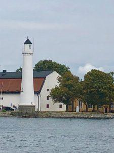 Lighthouse, Karlskrona, Sweden