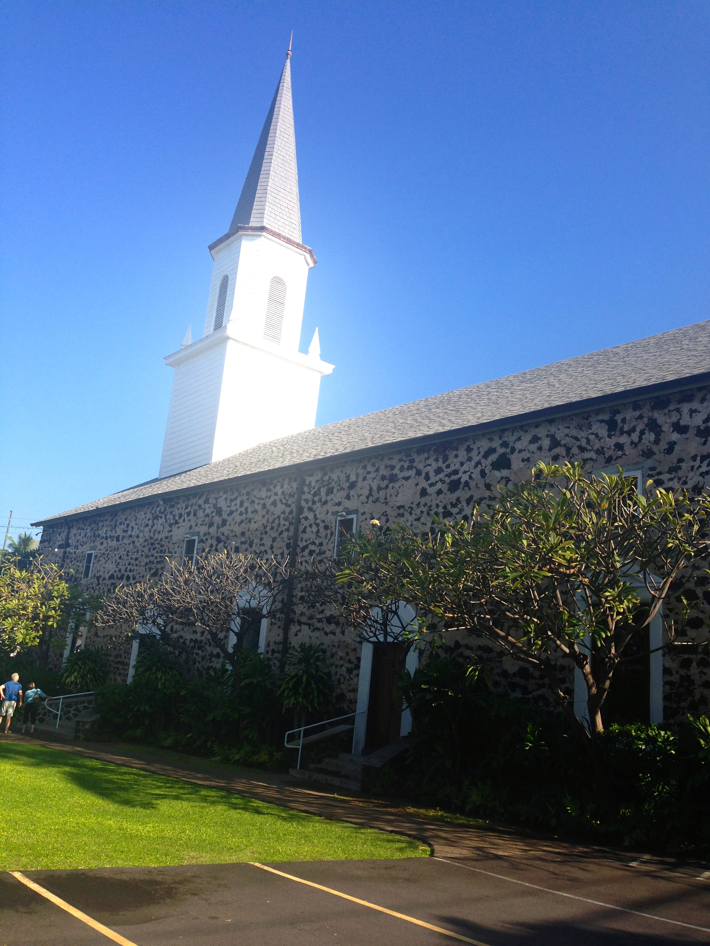 MOKU`AIKAUA CHURCH: Historic Past, Present Crisis & Unknown Future